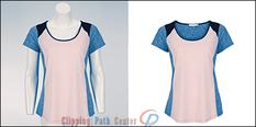 Image Manipulation and Neck Joint for Fashion Products