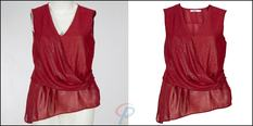 Image Manipulation and Neck Joint for Fashion Gadgets