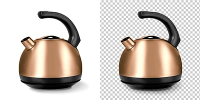 Clipping Path Service example