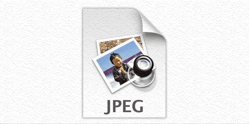 JPEG The most popular image type