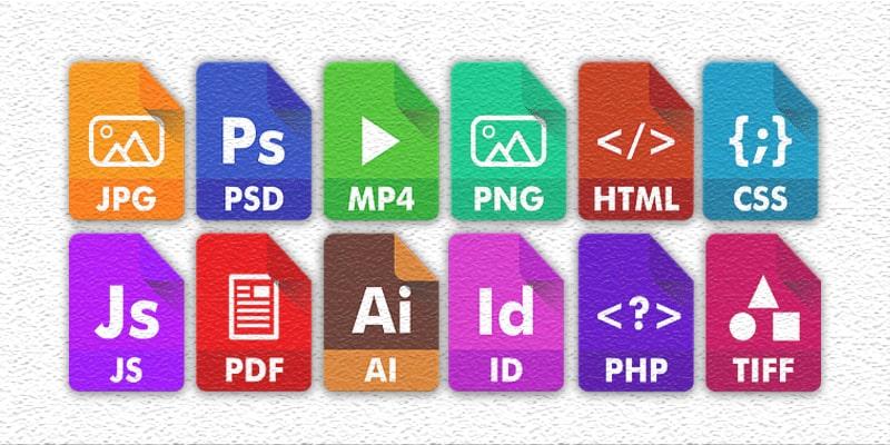 Preferred Image File Format for web