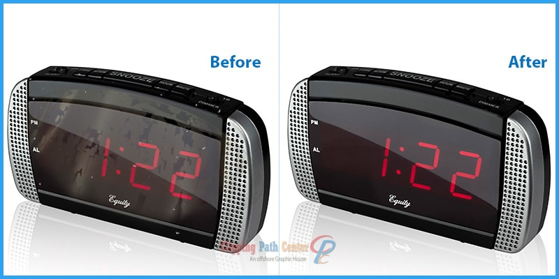 Product photo retouching -services