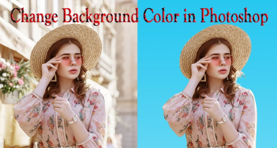 How to Change Image Background Color in Photoshop [Tutorial 2020]