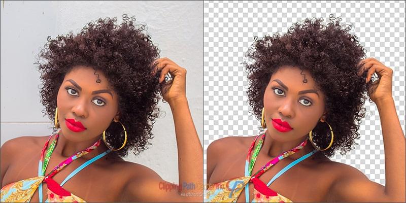 Background Removal Using Photoshop Masking