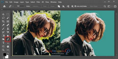 Photoshop Masking With Clipping Paths
