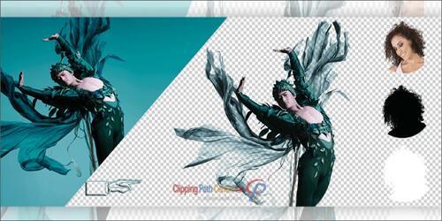 Photoshop masking services Image