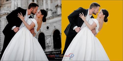 Wedding Photo Color Correct