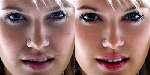 Portrait Image Editing Samples
