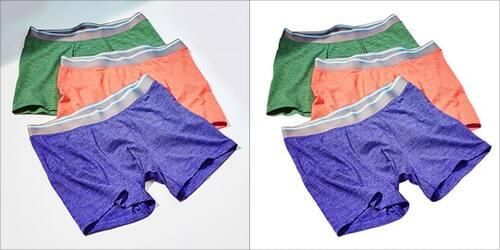 Underwear Photo Editing