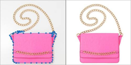 Bags Image Editing Services