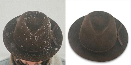 Hats and Bags Retouching