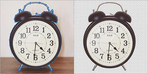 Watch Clipping Path