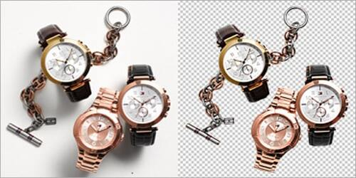 Watch Photo Editing Services